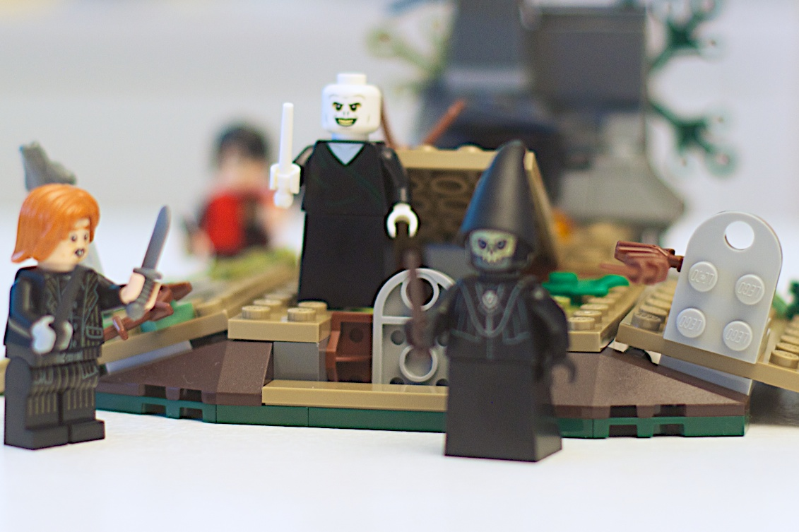 LEGO 75965 The Rise of Voldemor Set