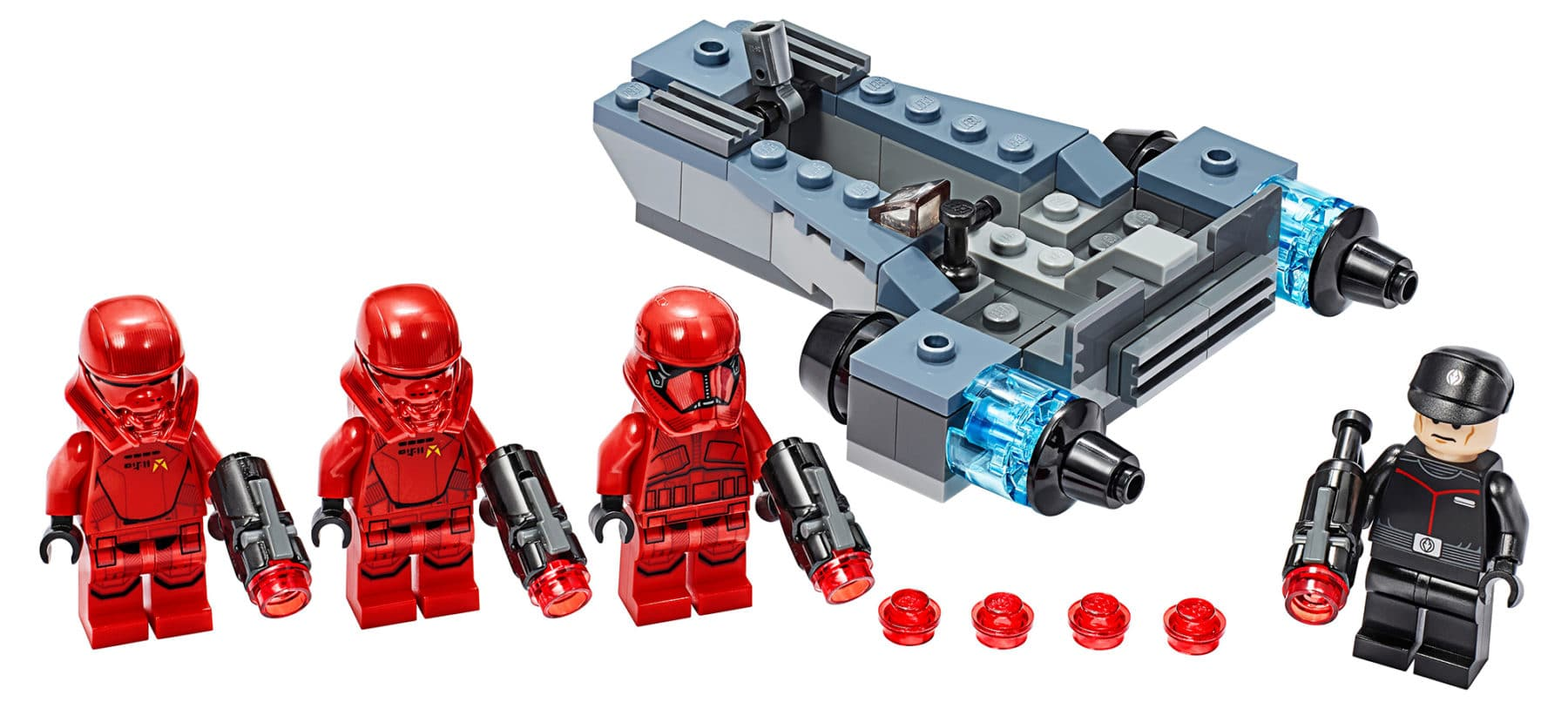 LEGO Star Wars 75266 Sith Trooper Battle Pack