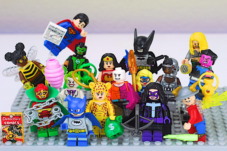 Brickland Lego 71026 DC Minifigures