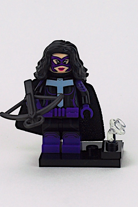 New Lego Huntress Minifigure From DC Super Heroes Series colsh-11
