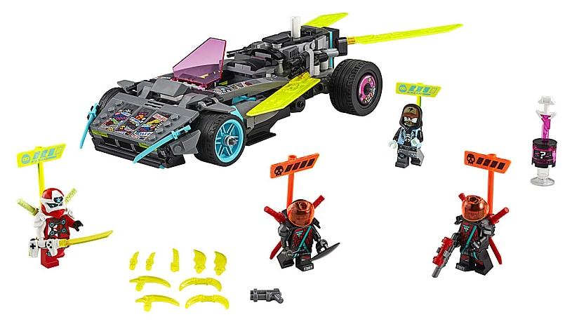 LEGO 71710 Ninjago Ninja Tuning Car