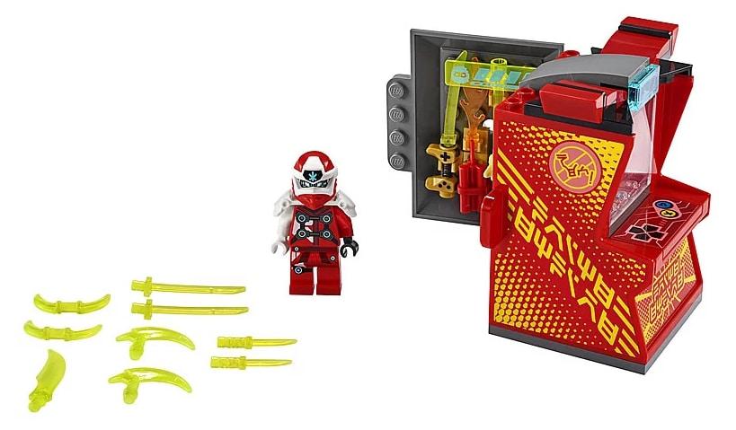 LEGO 71714 Ninjago Avatar Kai Arcade capsule