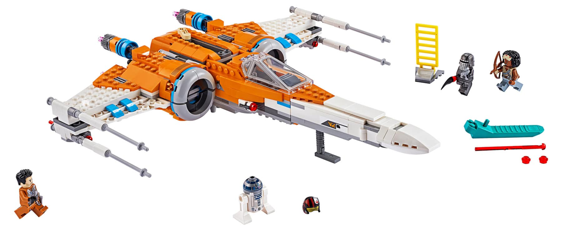 LEGO 75273 Star Wars PoesX-Wing Fighter