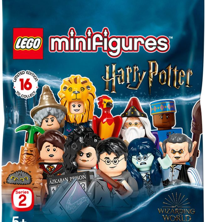 LEGO 71028 Harry Potter Series 2 CMF Bag