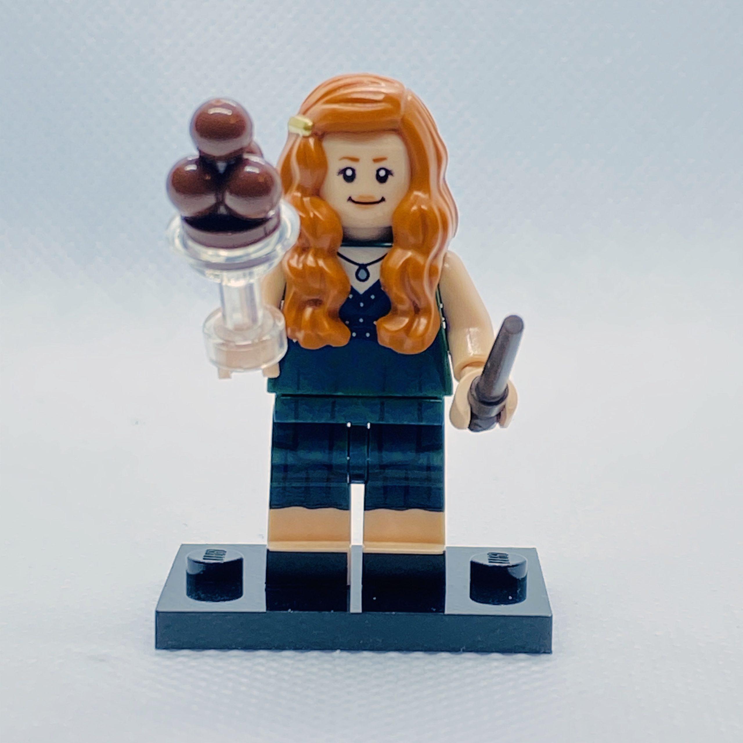LEGO 71028 Ginny Weasley Minifigures n° 9 SERIE Harry Potter 2