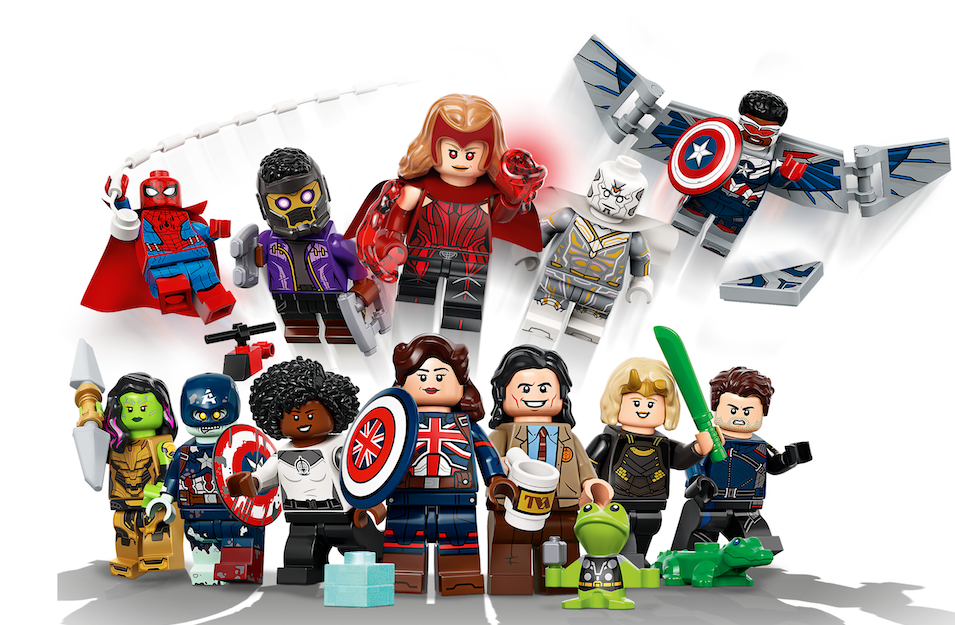 LEGO 71031 Marvel Collectible Minifigures